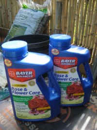 Bayer bamboo mite control